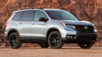 2021 Honda Passport Spy Photos