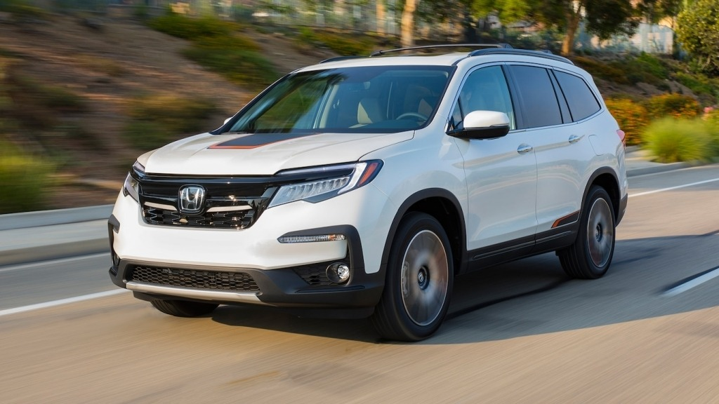 2021 Honda Passport Wallpaper