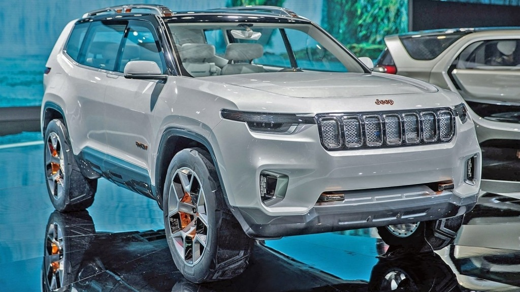 2021 Jeep Compass Redesign