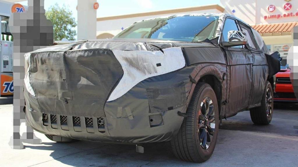 2021 Jeep Grand Cherokee Powertrain
