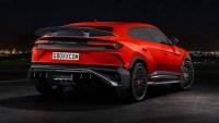 2021 Lamborghini Urus Spy Photos