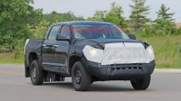 2021 Toyota Tundra Spy Photos