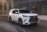 2021 Lexus GX 460 Wallpapers