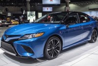 2021 Toyota Camry Redesign