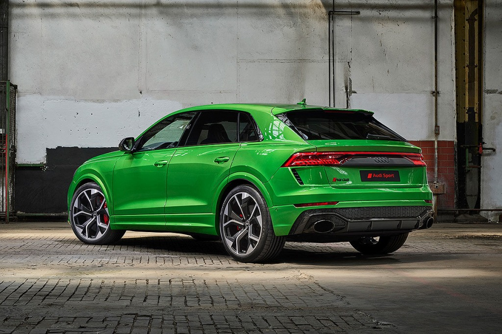 2022 Audi RS Q8 Release Date