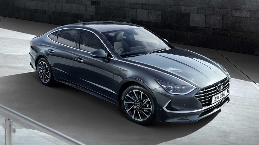 2022 Hyundai Sonata Redesign