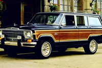 2022 Jeep Wagoneer Pictures