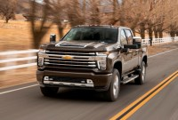 2021 GMC Sierra 3500HD Powertrain