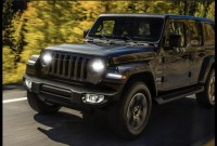 2021 Jeep Wrangler Release date