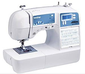 Brother XR9500PRW Project Runway Ltd Edition Computerized Sewing Machine