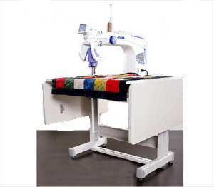 Juki TL2200QVP-S Sit-Down Long Arm Quilting Machine