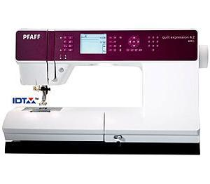 Pfaff Quilt Expression 4.2 Sewing And Quilting Machine