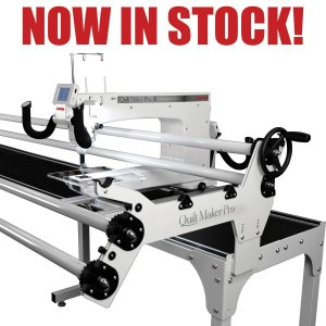 """Janome Quilt Maker Pro 18"""" Longarm Quilter"""