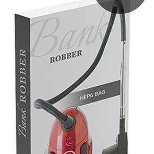 Bank Robber Bags (Box of 6)