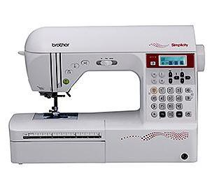 Simplicity SB4138 Ltd Edition Computerized Sewing Quilting Machine