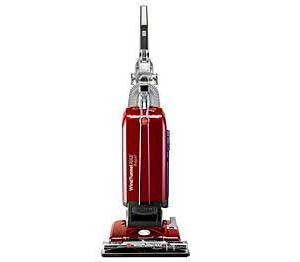 Hoover UH30600 WindTunnel MAX Bagged Upright Vacuum