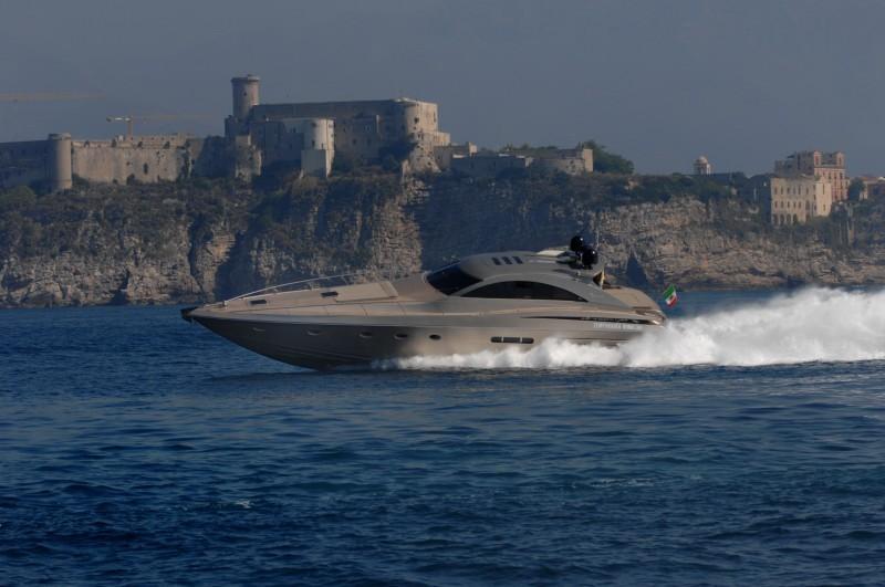 Sistema propulsivo Top System Surface Drives TS 85 applicate su barca Italcraft Drago 70