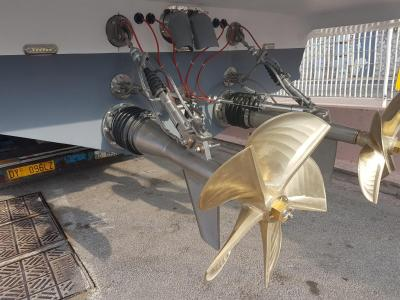 Top System CED management system of the propulsion system