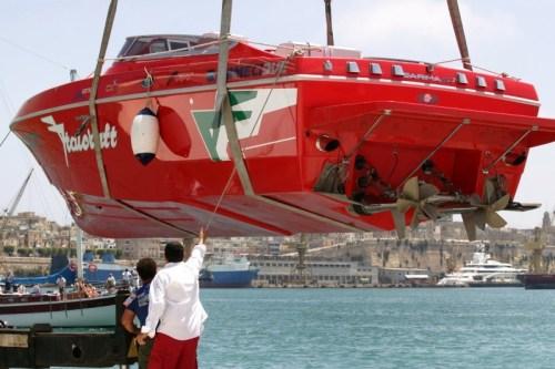 Powerboat P1 Grand Prix of Malta.