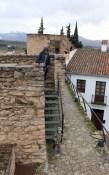 City walls, Ronda