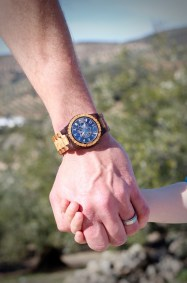 JORD Olive and Acacia Wood Watch Review Men's Watch