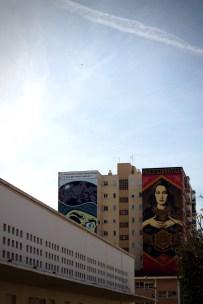 CAC building Malaga Andalucia