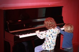 Double Act Music Museum Malaga Andalucia