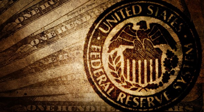The Federal Reserve is a Ponzi Scheme