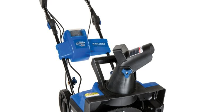 top ten best electric snow blower