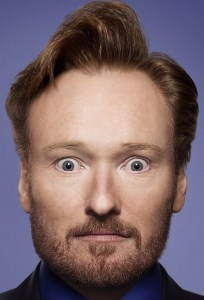 top 10 smartest celebrities conan obrien