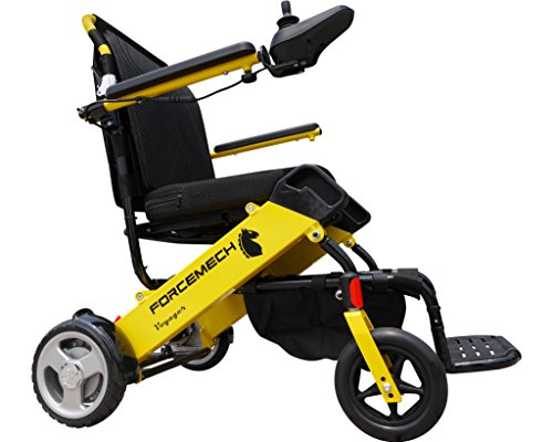 7 forcemech power wheelchair u2013 voyager electric folding mobility aid