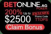 BetOnline Poker Promo Code