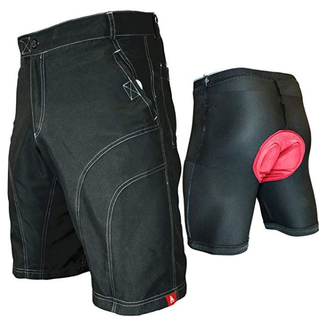 Top 12 Best Mountain Bike Shorts for Men in 2020 Reviews ...