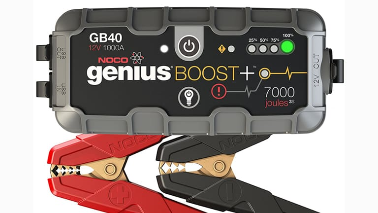 Top 10 Best Battery Boosters In 2020 Car Jump Starters
