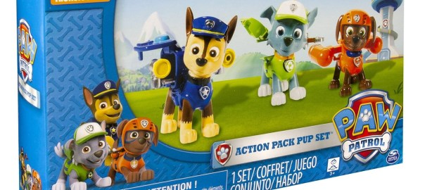 Paws Patrol - Action-Pack-Pups