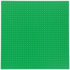 LEGO Green Building Plate 10x10