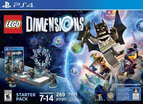 LEGO Dimensions Starter Pack