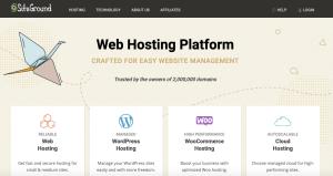 SiteGround Hosting Review: Pros & Cons Of SiteGround Hosting 1