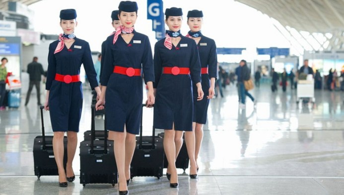 Air France Stewardesses
