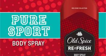 Old Spice High Endurance Pure Sport Scent Men's Deodorant
