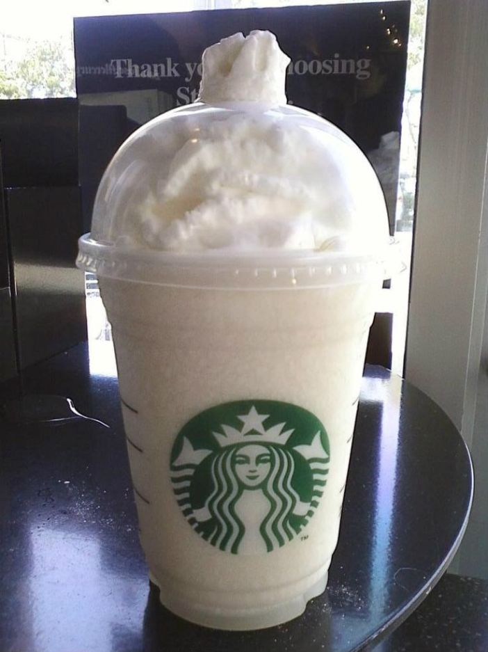 The Apple Pie Frappucino