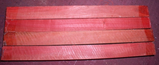 Pink Ivory Wood