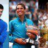 Djokovic vs. Nadal vs. Federer: battle is on to be the GOAT