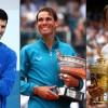 Djokovic vs. Nadal vs. Federer: 'GOAT' battle continues at Roland-Garros