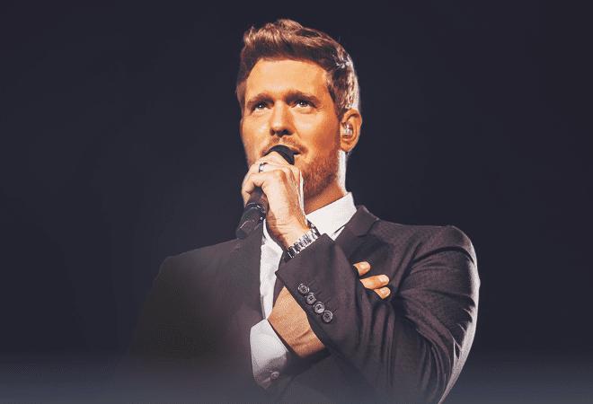 Michael Bublé 2020 Tour – EXTRA DATE