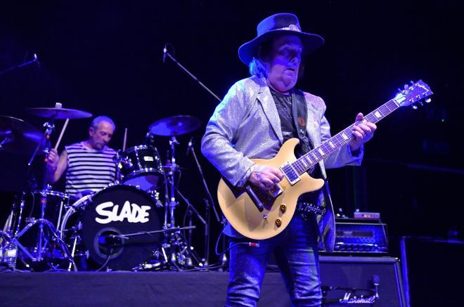 Slade – Newcastle O2 Academy – 23 December