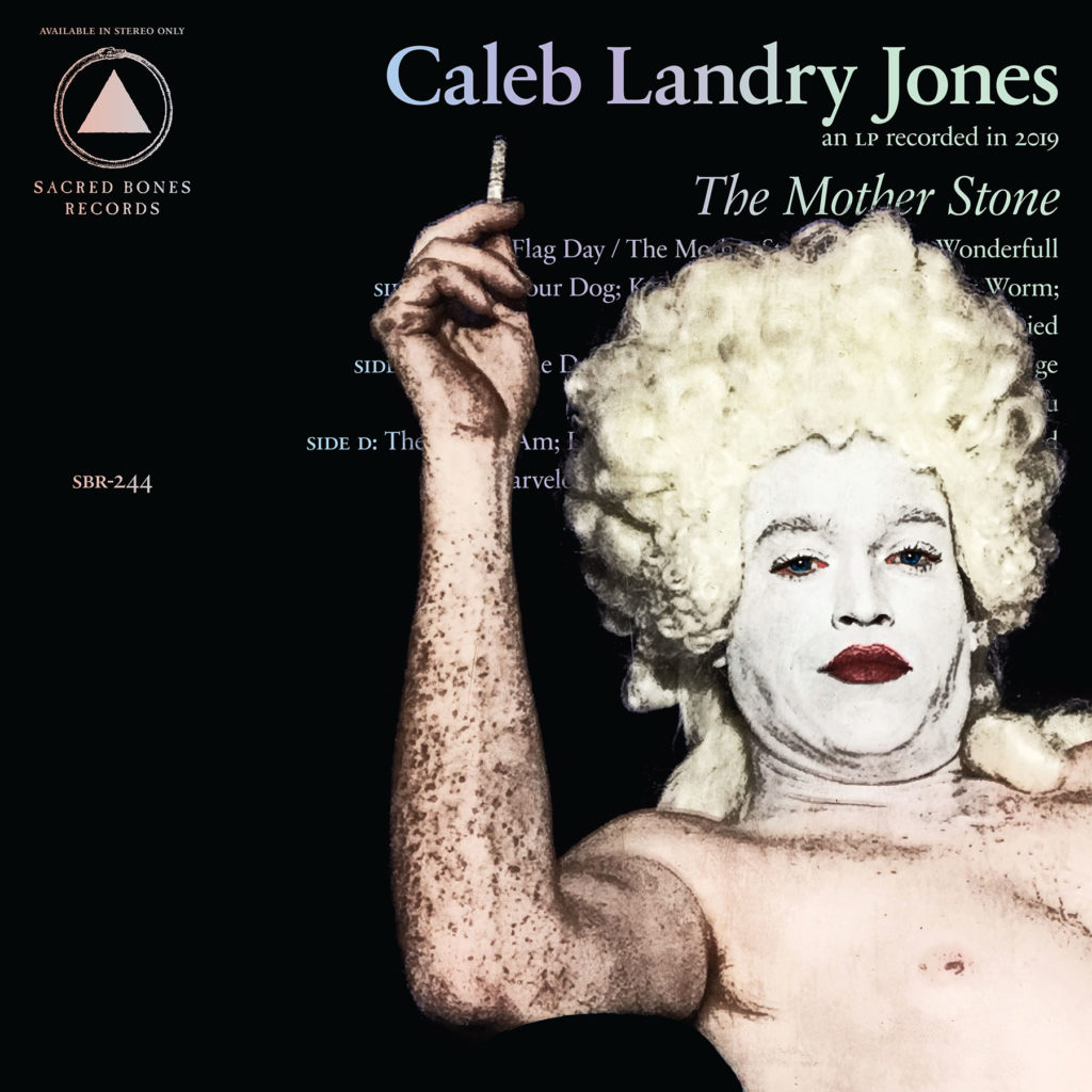 Caleb Landry Jones embarks on a psychedelic odyssey on 'Flag Day / The Mother Stone'