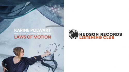 Hudson Records Listening Club – Karine Polwart, Inge Thomson & Steven Polwart