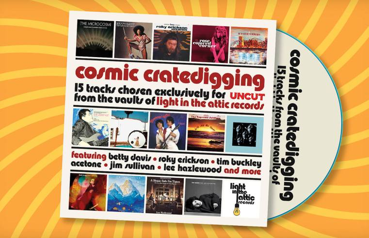 Cosmic Cratedigging – introducing our FREE Light In The Attic CD!