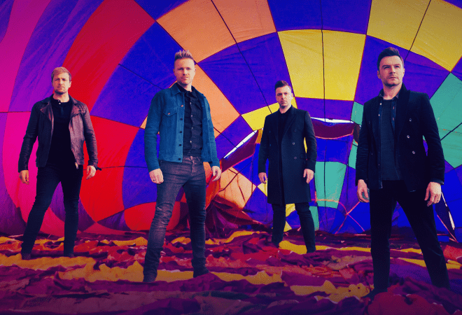 Westlife, Sounds Of The City, Yes…